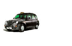 Black taxi image 2