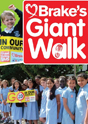 Brakes Giant Walk schools and young people