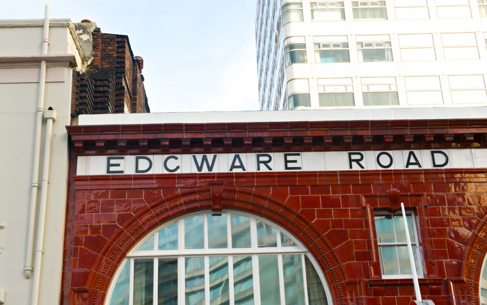 Edgeware Road station