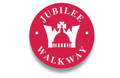 Walking - Jubilee Walkway campaign logo