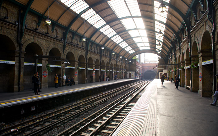 Station Architecture Transport For London