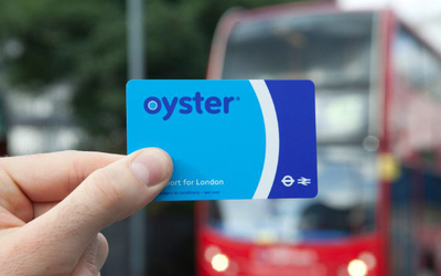 Oyster Card Lontoo