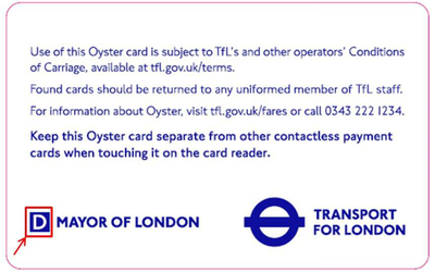 TfL Oyster and contactless app - Transport for London