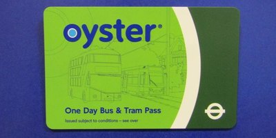 bus and tram pass