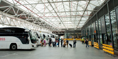 Coaches Visit London