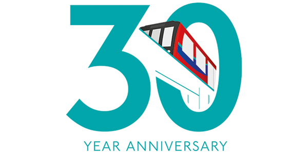 DLR 30th birthday image