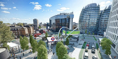 Old Street roundabout proposal