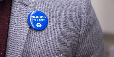Please offer me a seat badge image