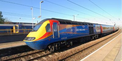 Rail connections visiing london