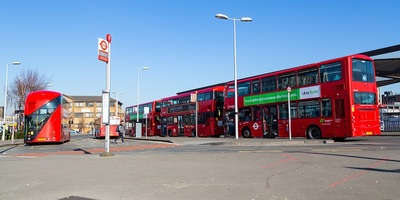 Tottenham Hale bus station