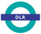 Docklands Light Railway roundel