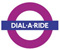 London Dail-a-Ride roundel